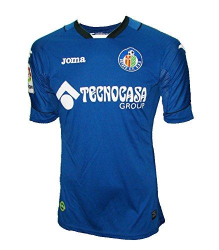 Joma Home Camiseta 1ª Equipación Getafe CF, Hombre, Azul, L