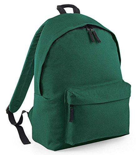 BagBase - Sac à dos Mode - Vert Bouteille