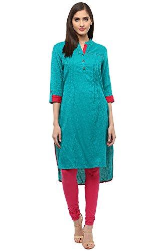 Rangmanch By Pantaloons Women's Ghadwal Kurta