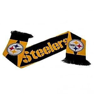 Idées cadeau Motif Pittsburgh Steelers Écharpe officiel-A Great présents pour les Fans de Football américain