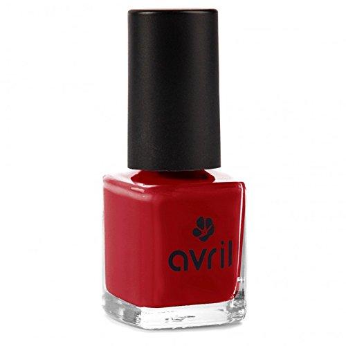 Avril Vernis à ongles Rouge Opéra n°19 7ml
