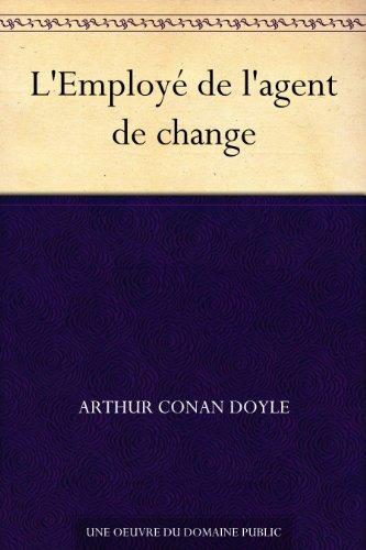 Couverture du livre L'Employé de l'agent de change