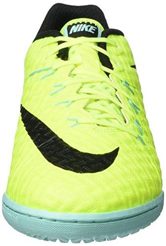 Nike Hypervenomx Finale Ic, Chaussures de Football Homme Jaune - Amarillo (Amarillo (Volt/Black-Black-Hyper Turq))
