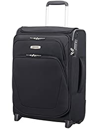 SAMSONITE Spark SNG - Upright 55/20 Expendable Length 40cm Bagaglio a mano, 55 cm, 48,5 liters, Nero (Black)
