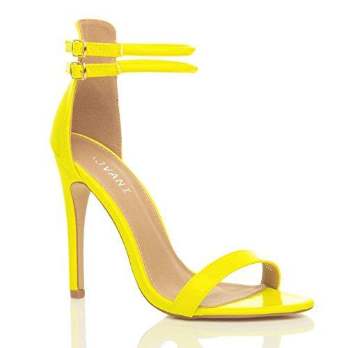 Yellow Heels: Amazon.co.uk