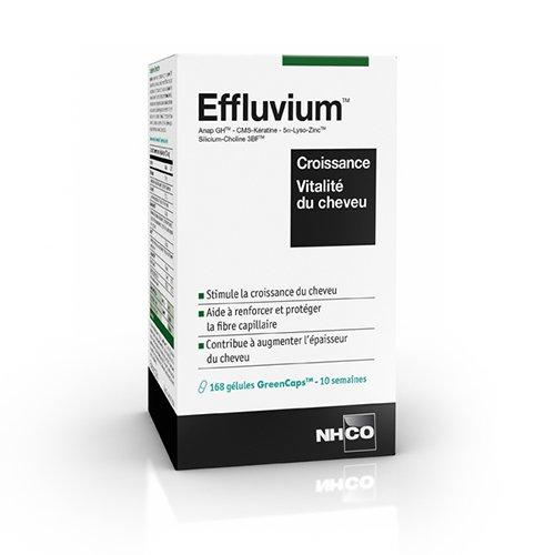 Nhco Effluvium Anti-chute Vitalite Du Cheveu 168 Gelules