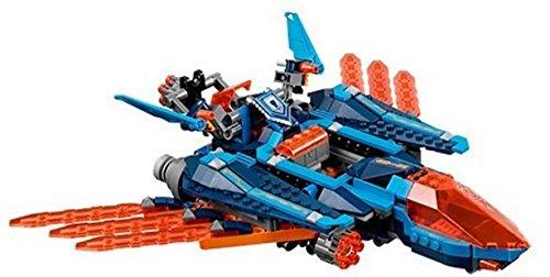 Preisvergleich Produktbild LEGO 70351 - Nexo Knights Clays Blaster-Falke OHNE FIGUREN, Buch und Schilder!!!