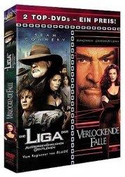 Die Liga der außergewöhnlichen Gentlemen / Verlockende Falle [2 DVDs]