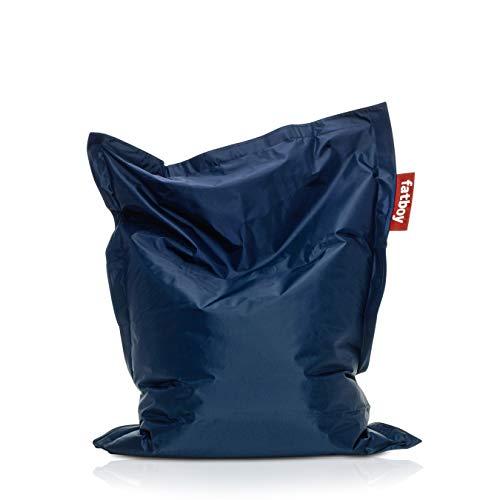 Fatboy USA Original Slim Sitzsack, Nylon, blau