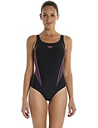 Speedo Samba Blend Placement Powerback Maillot de bain Femme