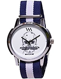 Make Your Own Watch Collection By WM-Your Dials-Your Straps-New Watches For Men And Boys EveryDay--WMAL-300-CC-BU-W