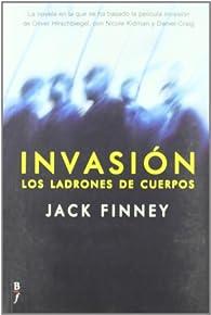 Invasion Los Ladrones De Cuerpos par Jack Finney