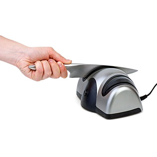41RzcSgYDhL. SS500  - Professional Electric Two Stage Knife & Scissor Sharpener Grind Sharpen Hone