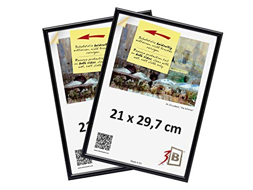 3B Conjunto 2 piezas FOTO - plástico marcos fotos
