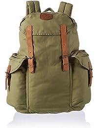 Fjällräven Övik Backpack 15L Unisex Mochila, Green, One size
