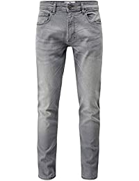 Charles Wilson Slim Fit Washed Denim Jeans