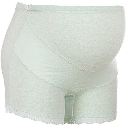 Uni-love Schwangerschaft Höschen Umstandsmode Slip Schwangerschaft Unterwäsche, Medium (Full-cut-höschen)