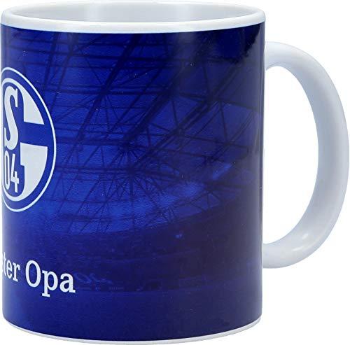 FC Schalke 04 Tasse Bester Opa