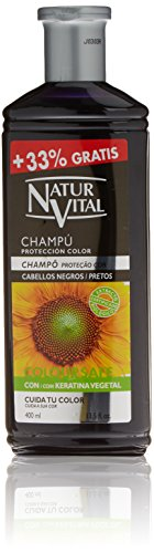 Naturaleza y Vida Shampoo Colore Nero - 300 ml