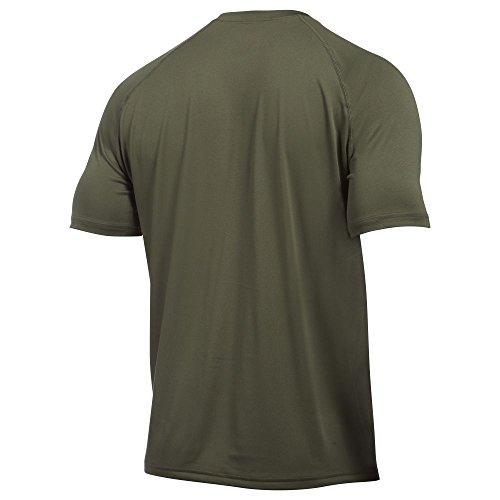 Under Armour Tactical T-Shirt Tech Tee Loose Heat Gear Blau