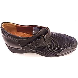 Scholl Ermelina scarpe donna nero tg 40