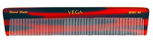 Vega Fait Main Peigne Dressing. Fine toothed Medium dressing table Peigne. HMC-03