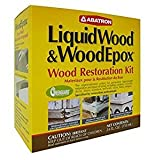 Wrk60r 24oz Wood Restoration Kit by Abatron