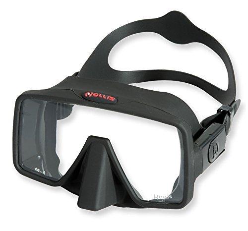 Hollis M4rahmenlose Maske -