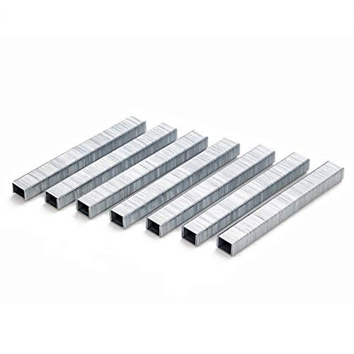 Laurelmartina 1000Pcs 1008J Grapas Forma Puerta 11.3