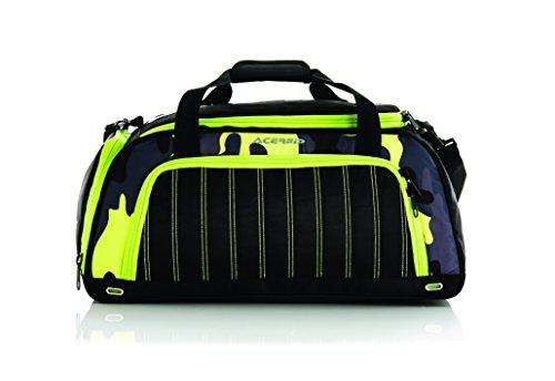 Acerbis 0021678.743Profil Sport Taschen, Camo/Braun