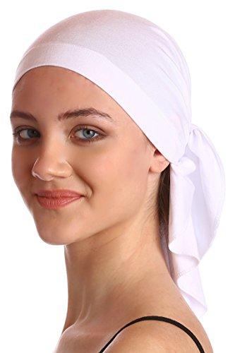 plain-soft-cotton-unisex-bandana-white