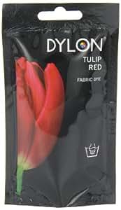 Dylon Tulip Red Hand Dye 50 g (Pack of 4)