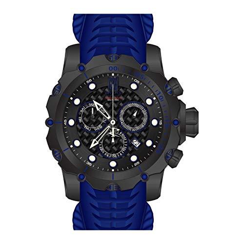 Invicta Jason Taylor Herren-Armbanduhr Armband Silikon Schweizer Quarz 27105