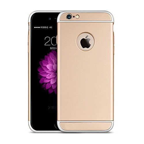 gold-case-for-iphone-6s-ultra-slim-matte-complete-protection-case-and-screen-protector-for-iphone-6s