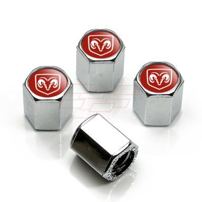 chrome-dodge-red-ram-logo-tire-stem-valve-caps