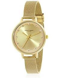 Naf Naf Reloj de cuarzo Woman N10954-102 34 mm