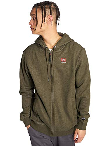 Ecko Unltd. Zip Hoodie Westchester in Olive M Ecko Unltd Hoody Zip Sweatshirt