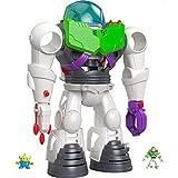 Fisher-Price - Imaginext Disney Toy Story 4  Robot Buzz Lightyear,...