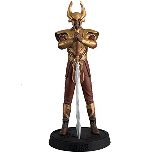 FIGURA DE RESINA MARVEL MOVIE COLLECTION Nº 27 HEIMDALL