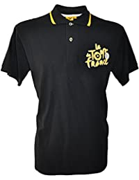 Polo T-shirt - Collection officielle Le Tour de France de Cyclisme - Polo taille adulte homme