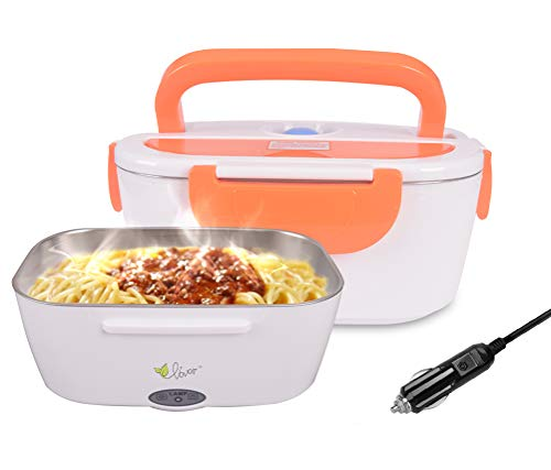 Lunch box elettrico, VOVOIR lunch box auto 12 V 40 W on...