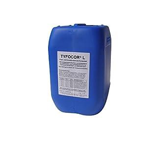 Solarflüssigkeit Frostschutz Konzentrat, TYFOCOR L, 11-16 kg im Kanister - für Flachkollektoren, Menge:11 Kg Konzentrat