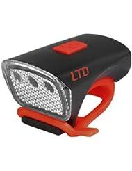 Luces para bicicleta Cube LTD white LED rojo/negro