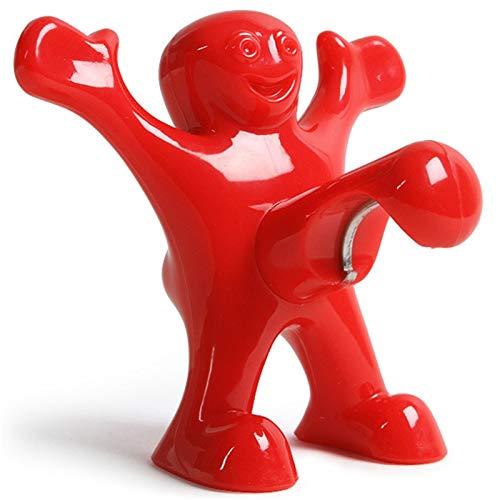KOUPNLTM Flaschenöffner Little Red Man Wine Flaschenöffner