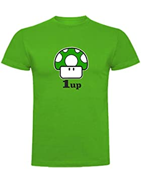 The Fan Tee Camiseta de Niños Nintendo Gamer SNES NES Mario