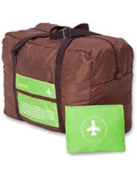 Okayji Happy Flight Foldable Big Easy Carry On Luggage Packing Travel Handbag