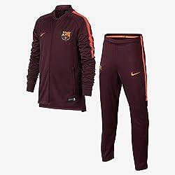 Chandal Jr. Nike F.C.Barcelona Dry Squad Granate S (128-137 CM)