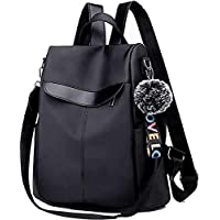 SIVANS Women Fashion Shoulder Bag PU Leather Women Girls Ladies Backpack Travel School Shoulder Bag