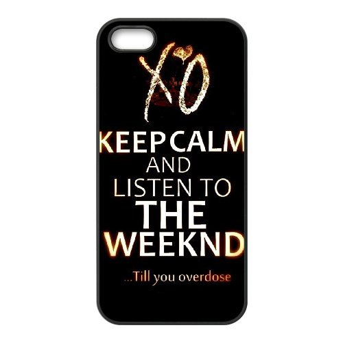 LP-LG Phone Case Of The Weeknd XO For iPhone 5,5S [Pattern-5] Pattern-3