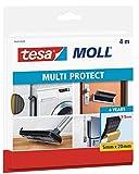 Tesa 5560 Tesamoll Multi Protect, 5 mm, 4 m x 20 mm, transparent, 10 Stück